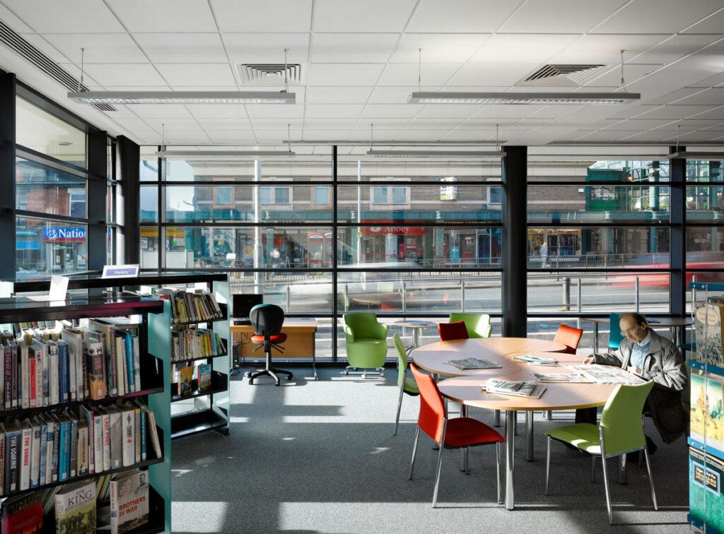 Walkden Gateway Library